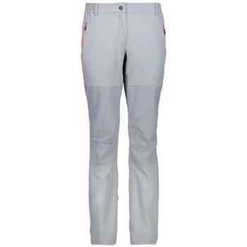 Vêtements Femme Pantalons de survêtement Cmp W PANT LONG CEMENTO PANTALON FEMME ETE 2020 Unicolor