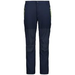 Vêtements Homme Pantalons Cmp M PANTALON LONG COSMO BLUE HOMME 2021 Unicolor