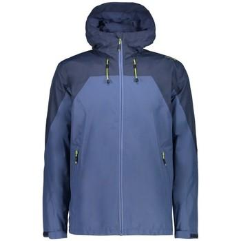 Vêtements Homme Coupes vent Cmp M MID JACKET FIX HOOD PLUTONE HOMME 2021 Unicolor