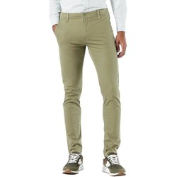 Vêtements Homme Chinos / Carrots Dockers ALPHA KHAKI 360 vert