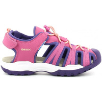 Chaussures Fille Sandales sport Geox J BOREALIS GIRL J020WB rosa rose