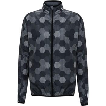 Vêtements Homme Vestes de survêtement Tridri TR074 Gris Hexagonal