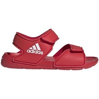Chaussures Enfant Sandales et Nu-pieds adidas Originals Altaswim C Rouge