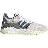 Chaussures Homme Baskets basses adidas Originals Crazychaos Olive,Creme