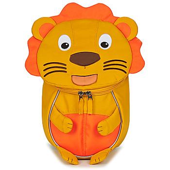 Sacs Enfant Sacs à dos Affenzahn LENA LION Orange