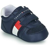 Chaussures Enfant Baskets basses Tommy Hilfiger  Bleu