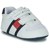 Chaussures Enfant Baskets basses Tommy Hilfiger  Blanc