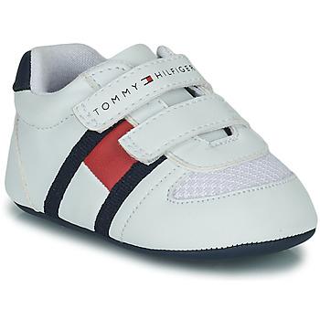 Chaussures Enfant Baskets basses Tommy Hilfiger T0B4-30191 Blanc