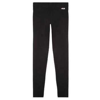 Vêtements Fille Leggings Fila ANTONELLA Noir