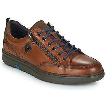 Chaussures Homme Baskets basses Fluchos ATLASS Marron