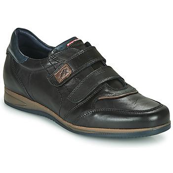 Chaussures Homme Baskets basses Fluchos DANIEL Noir