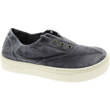 Chaussures Femme Tennis Natural World NAW6112E677ma blu