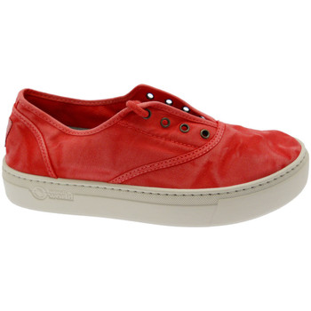 Chaussures Femme Baskets basses Natural World NAW6112E652ro rosso