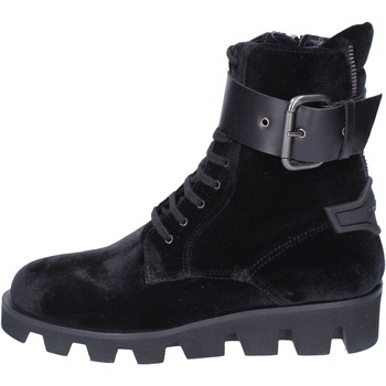 Chaussures Femme Bottines Roberto Botticelli BM116 noir