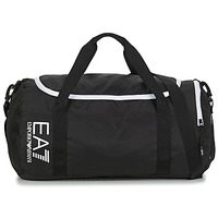Sacs Sacs de sport Emporio Armani EA7 TRAIN CORE U GYM BAG SMALL Noir / Blanc
