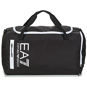 Sacs Sacs de sport Emporio Armani EA7 TRAIN CORE U GYM BAG Noir / Blanc
