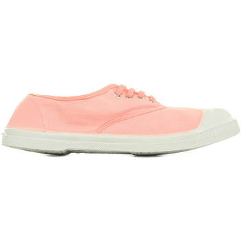 Chaussures Femme Baskets basses Bensimon Tennis Lacets rose