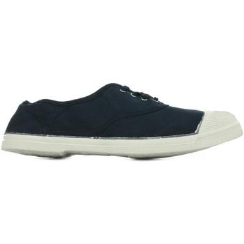 Chaussures Homme Tennis Bensimon Tennis Lacets bleu