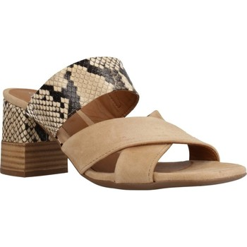 Chaussures Femme Sandales et Nu-pieds Alpe 4683 Marron