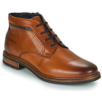 Chaussures Homme Boots Bugatti NELS Marron