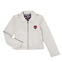 Vêtements Fille Gilets / Cardigans Ikks XR17032 Gris