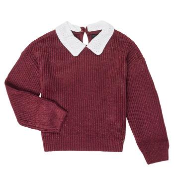 Vêtements Fille Pulls Ikks XR18062 Bordaux