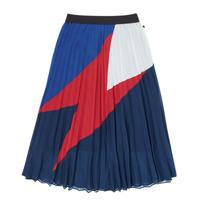 Vêtements Fille Jupes Ikks XR27052 Bleu
