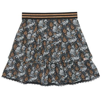 Vêtements Fille Jupes Ikks XR27082 Noir
