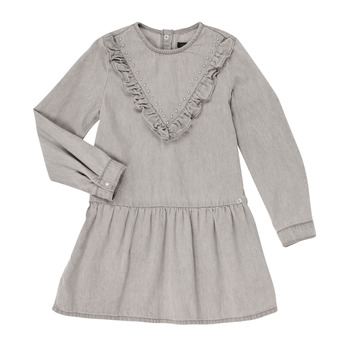 Vêtements Fille Robes courtes Ikks XR30022 Gris
