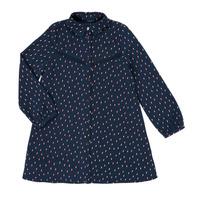 Vêtements Fille Robes courtes Ikks XR30152 Bleu