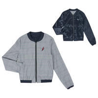 Vêtements Fille Blousons Ikks XR40012 Bleu