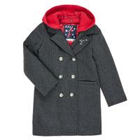 Vêtements Fille Manteaux Ikks XR44012 Gris