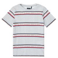 Vêtements Garçon T-shirts manches courtes Ikks XR10003 Gris