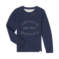 Vêtements Garçon Pulls Ikks XR18003 Bleu