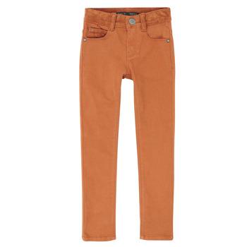 Vêtements Garçon Jeans slim Ikks XR29013 Marron