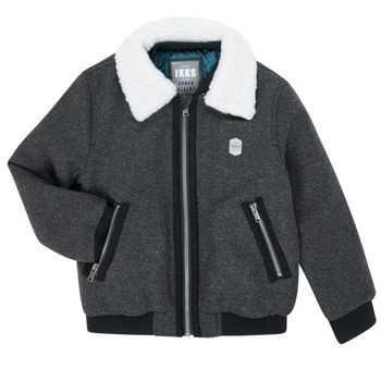 Vêtements Garçon Blousons Ikks XR40083 Gris