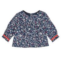 Vêtements Fille Chemises / Chemisiers Ikks XR12010 Bleu