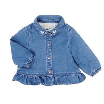 Vêtements Fille Chemises / Chemisiers Ikks XR12030 Bleu