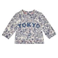 Vêtements Fille Sweats Ikks XR15020 Blanc