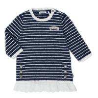 Vêtements Fille Robes courtes Ikks XR30030 Blanc