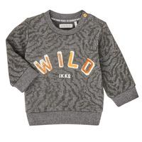 Vêtements Garçon Sweats Ikks XR15001 Gris