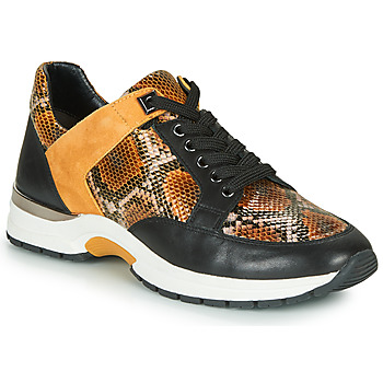 Chaussures Femme Baskets basses Caprice 23700-620 Jaune