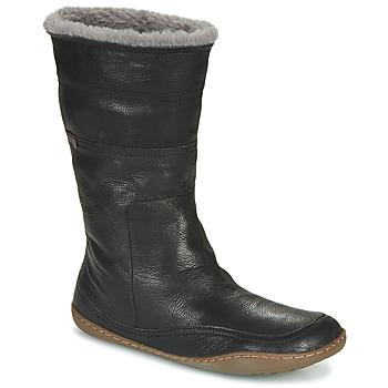 Chaussures Femme Bottes ville Camper PEU CAMI Noir