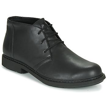 Chaussures Homme Boots Camper MILX Noir