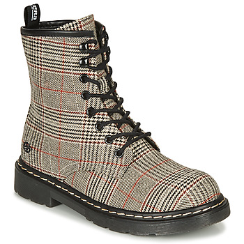 Chaussures Femme Boots Dockers by Gerli 45TS201 Ecossais