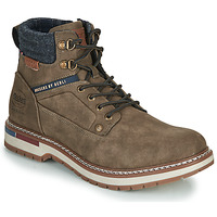 Chaussures Homme Boots Dockers by Gerli 47AF001 Kaki