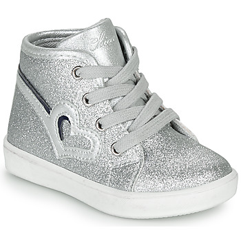 Chaussures Fille Baskets montantes Chicco FLAMINIA Gris