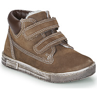 Chaussures Garçon Baskets montantes Chicco CLAY Marron