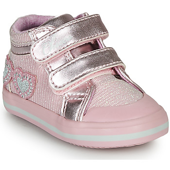 Chaussures Fille Baskets montantes Chicco GEORGIAN Rose