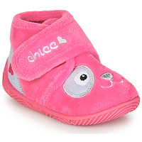 Chaussures Fille Chaussons Chicco TIPPER Rose